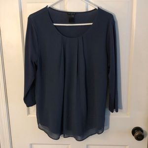 Comfortable work tunic Ann Taylor